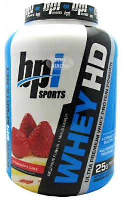 Whey-HD 2,2 кг BPI Sports - купить за 3020
