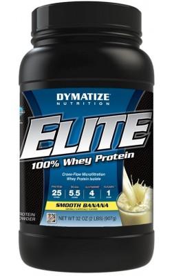 Elite Whey 908 г Dymatize Nutrition - купить за 1810