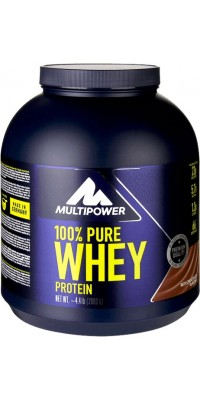 100% Pure Whey Protein 2 кг Multipower