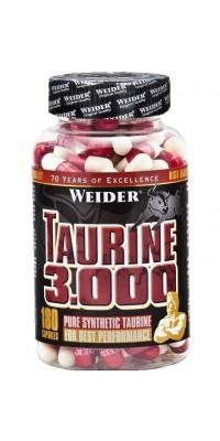 Таурин Taurine 3000 180 капсул Weider