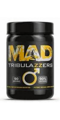 Tribulazzers (90% сапонинов) 90 капсул MAD