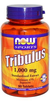 Tribulus 1000 мг Now