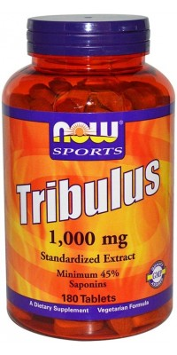 Tribulus 1000 мг 180 таблеток Now