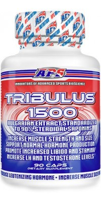 Tribulus 1500 мг (90% saponins) 90 капсул APS Nutrition