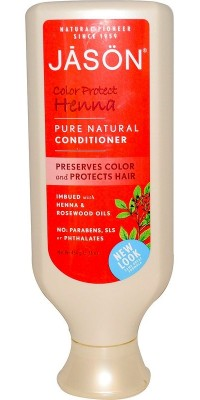 Color Protect Henna Conditioner 454 мл Jason Natural
