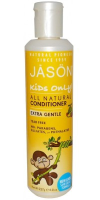 Kids Only All Natural Extra Gentle Conditioner 227 мл Jason Natural