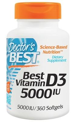 Витамин Д3 D-3 5000 Ме - купить за 1170