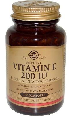 Vitamin E 200 Iu - купить за 960