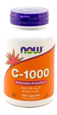 C-1000 100 капсул Now