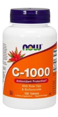 C-1000 100 таблеток Now