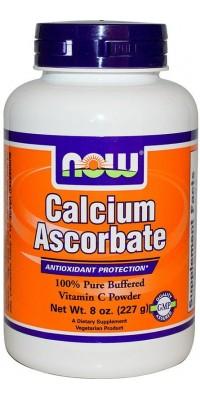 Calcium Ascorbate 227 г Now