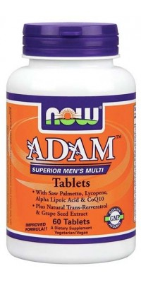 Adam Male Multi 60 таблеток Now