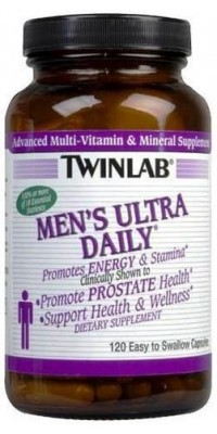 Men's Ultra Daily 120 капсул Twinlab
