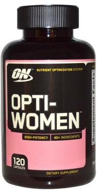 Opti-Women 120 капсул Optimum Nutrition