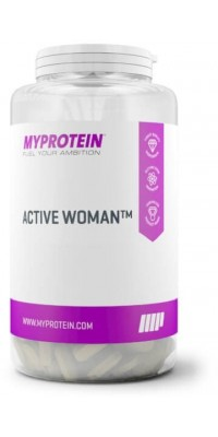 Active Woman 120 таблеток MyProtein