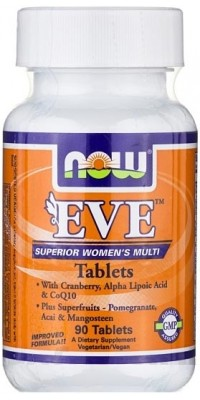 Eve Women's Multi 90 таблеток Now