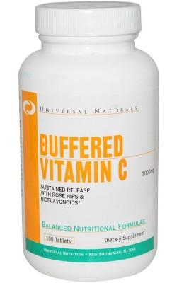 Vitamin C Buffered - купить за 1060