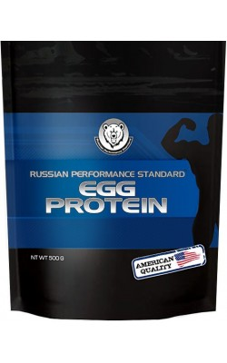Egg Protein 500 г RPS Nutrition - купить за 690