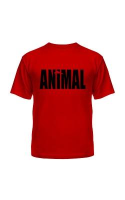 Футболка ANIMAL красная - купить за 970