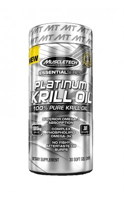 Купить - MT Platinum Pure Krill Oil