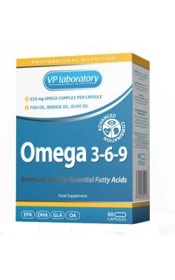 VP Omega 3-6-9 - купить за 770