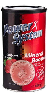 Power System Mineral Booster 800 г